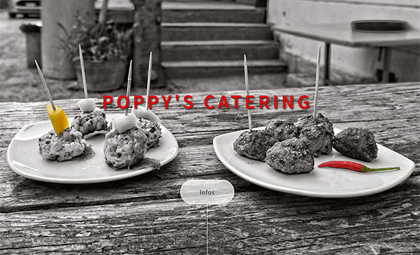Poppy's Catering - Catering-Service - 8620 Wetzikon